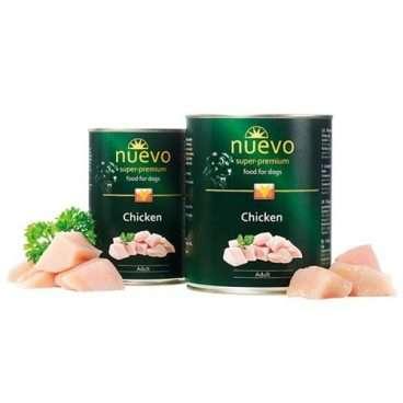 Nuevo Dog Adult Chicken - Konservai šunims su vištiena (800g.)