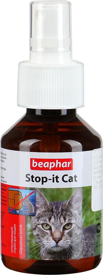 Beaphar Stop it Cat - Atbaidymo priemonė katėms (100ml.)