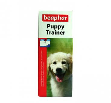 Beaphar Puppy Trainer - Pritraukimo priemonės. Lašiukai šuniuką pripratinti prie tualeto (50ml.)