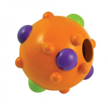 Petstages Bumpy Ball - Žaislas skanėstams. Kamuolis