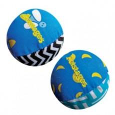 Petstages Quiet Glow Play Pair - Šviečiantis žaislai katėms. Šviečiantis minkšti kamuoliukai
