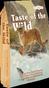 Taste of The Wild with Trout and Smoked Salmon - Sausas maista katėms su upėtakiu ir rūkyta lašiša (2kg.)