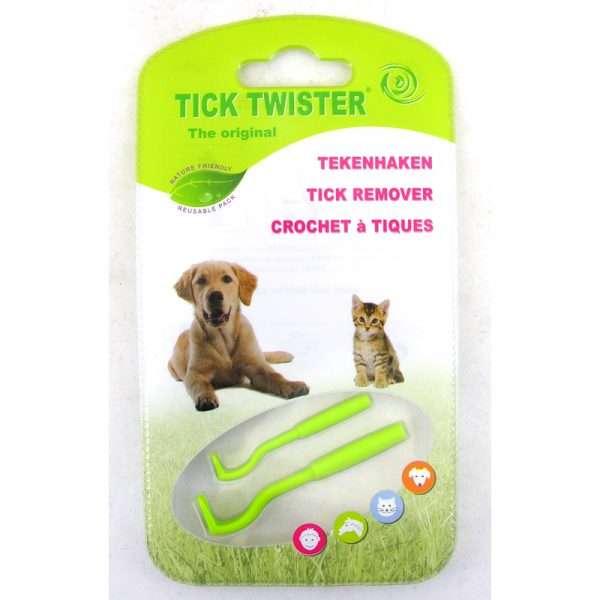 H3D Tick Twister - Erkių traukiklis (2vnt.)
