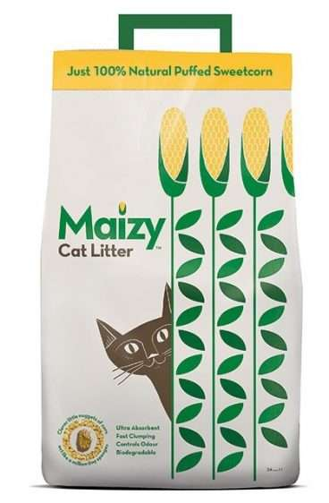 Canagan Maizy Cat Litter (24l.) - Canagan Maizy Kraikas Katėms (24l.)