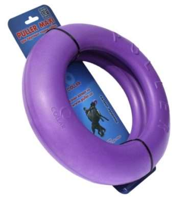 Collar Puller Dog Toy - Collar Puller žaislai šunims. Sisteminis žaislas - treniruoklis (1x30cm. diametras)