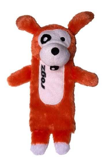 Rogz Thinz (26cm.) - Rogz žaislai šunims. Minkštas cypiantis žaislas šuniui (26cm.)