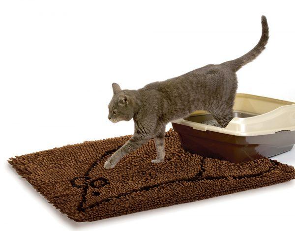 Dog Gone Smart Cat Litter Mat - Dog Gone Smart Universalus Kilimėlis Katėms prie Tualeto (89x66 cm.)