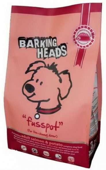 Barking Heads Fusspot - Sausas Maistas Suaugusiems Šunims (2kg.)