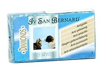Iv San Bernard Diamonds Shampoo - Priežiūros priemonės šunims ir katėms. Šampūnas - muilas šunims ir katėms 75g.