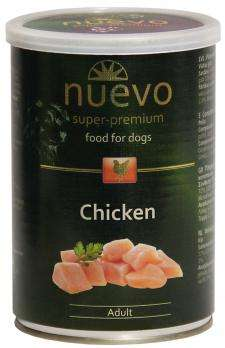 Nuevo Dog Adult Chicken - Konservai šunims su vištiena (400g.)