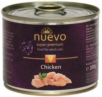 Nuevo Cat Adult Chicken - Konservai katėms su vištiena (400g.)