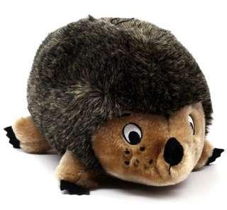 Outward Hound - Žaislai šunims. Minkštas cypiantis ežys (M)