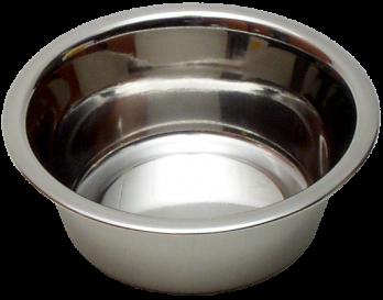 Trixie Dog Bowls - Dubenėliai šunims. Metalinis dubenėlis šunims 450ml./D12cm.