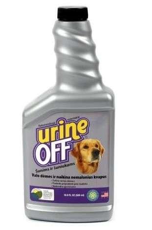 Urine OFF - Urine OFF Dėmėms ir Kvapams Naikinti (500ml.)