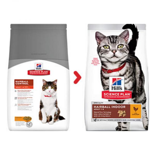sausas maistas katėms - kačiu pašaras - kačiu maistas su vištiena