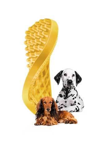 šukos trumpo plauko šunims šunims - šukos katėms ir šunims - SILIKONINĖS ŠUKOS ŠUNIMS