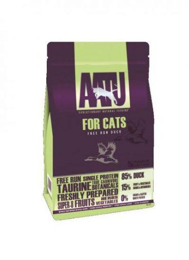 Pašaras Katėms Su Antiena - AATU pašaras katėms - sausas maistas katėms su antiena