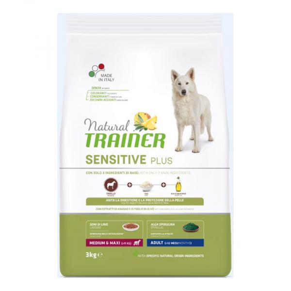 sausas maistas šunims - Trainer pašaras šunims - sausas maistas šunims su arklienasausas maistas šunims - Trainer pašaras šunims - sausas maistas šunims suhorse