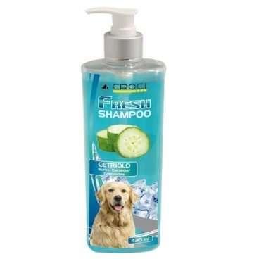 Vėsinantis Šampūnas Su Agurkais - šampunas šunims - priežiuros priemonės šunims