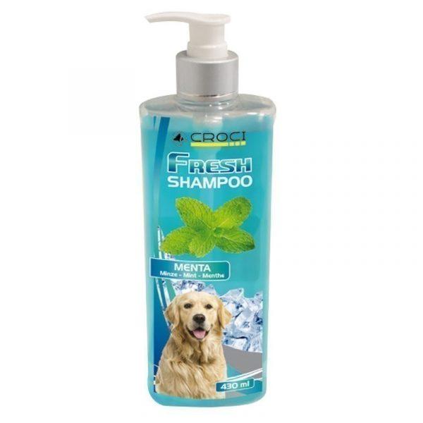 Vėsinantis Šampūnas Su mėtomis - šampunas šunims - priežiuros priemonės šunims.jpg