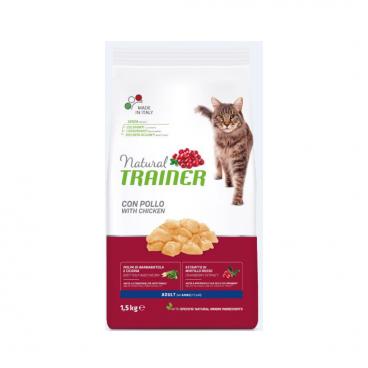 kaciu pasaras su vistiena - sausas maistas katems - sausas maistas suaugusioms katėms