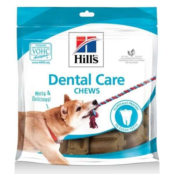 skanėstai šunims - dantų šepetėlis šunims - Hill's skanėstai šunims
