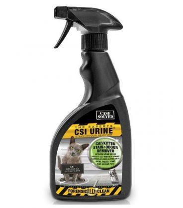 purškiklis nuo kvapų - Urine demems ir kvapams naikinti - šlapimo valymo priemonė katėms