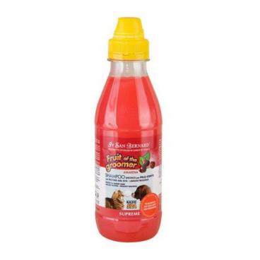 IVSB001849 Iv San Bernard Fruit of the Groomer Shampoo - Priežiūros Priemonės Šunims ir Katėms - Šampūnas Trumpaplaukiams Šuniukams ir Kačiukams