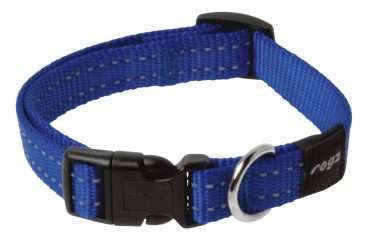 HB11B Snake Blue - Rogz Antkakliai sunims - Antkakliai sunims