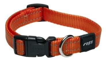 HB11D Snake Orange - Rogz Antkakliai sunims - Antkakliai sunims
