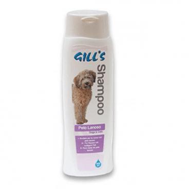 Gill's Razze Pelo Lanoso Shampoo – Priežiūros Priemonės Šunims ir Katėms - Šampūnas Šunims ir Katėms