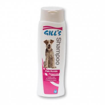 Gill's Razze Pelo Ruvido Shampoo – Priežiūros Priemonės Šunims ir Katėms - Šampūnas Šiurkštaus Kailio Šunims ir Katėms