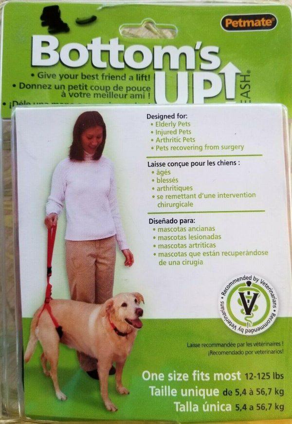 Petmate Bottom's up - Pavadėliai šunims - palaikymo petnešos šunims
