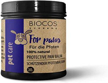 BA0262 Biocos pet care - balzamas pazeistoms pedutems - priežiūros priemonės šunims