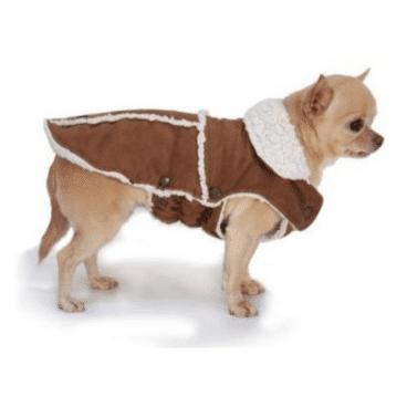 C7174036 Croci Sheepskin - rūbai šunims - žiemos striukės šunims