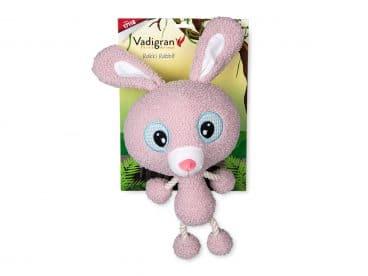 Pliušiniai žaislai šunims - Pliušinis Triušis Šuniui - 17118 VDG Plush Rakki Rabbit