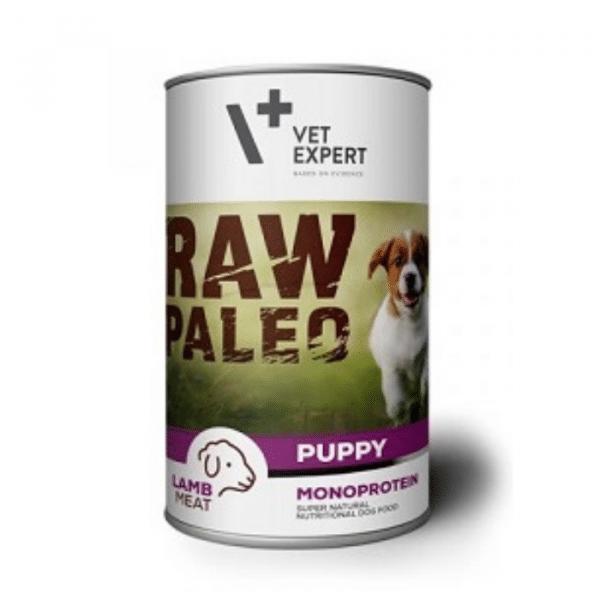konservai šunims - konservai šuniukams su ėriena - Raw Paleo 202788