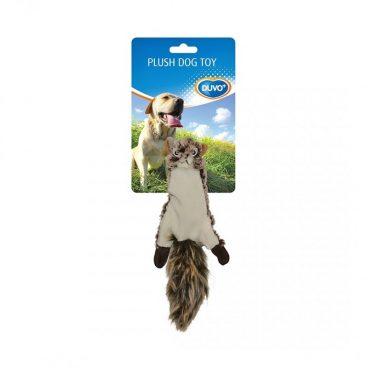 pliušiniai žaislai šunims - Pliušinė voverė šuniui -1717013 žaislai šunims