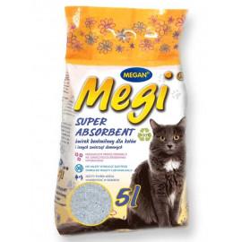 Megi 105107 smėlis katėms - kraikas katėms - kačių kraikas