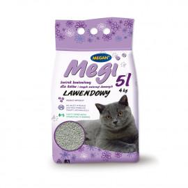 megi 105687 kačių kraikas - smėlis katėms - kraikas katėms
