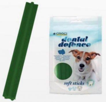 CROCI DENTAL DEFENCE - Lazdelės su mėta šunims - skanėstai šunims