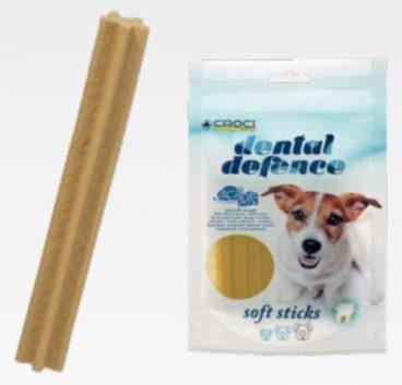 CROCI DENTAL DEFENCE - Lazdelės su vištienos ir sūrio skonio šunims - skanėstai šunims