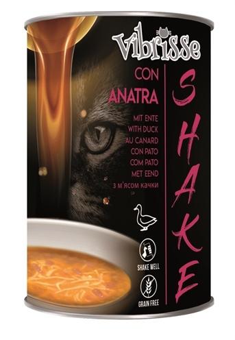 VIBRISSE Shake Kokteilis Katėms Su Antiena - guliašas katėms - kokteilis kačiukams su antiena